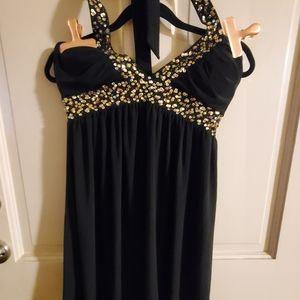 Morgan & Co. Size S. Embellished dress